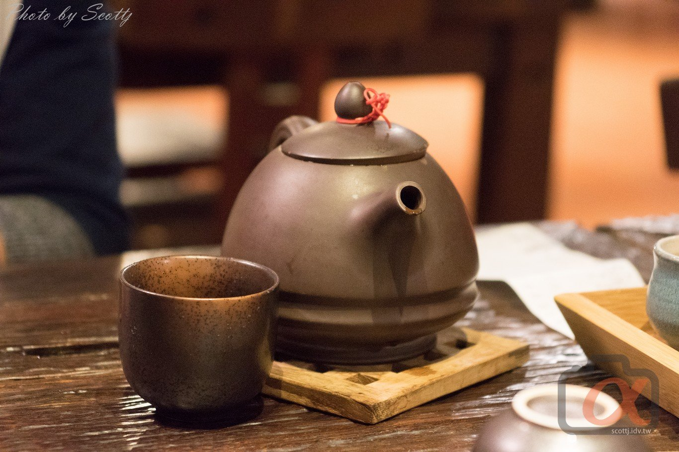 清豐濤月 茶水