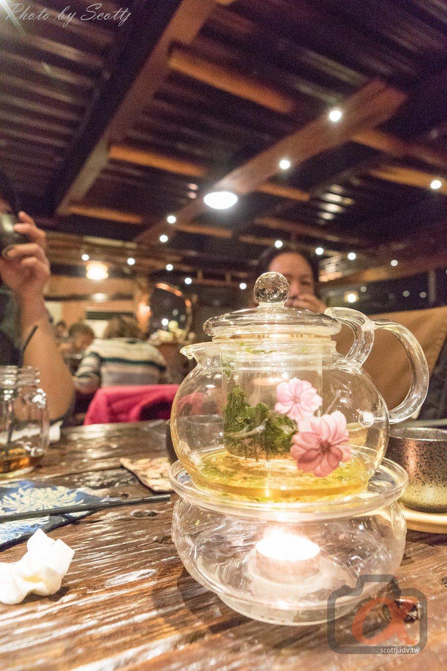 清豐濤月 餐後升級花茶