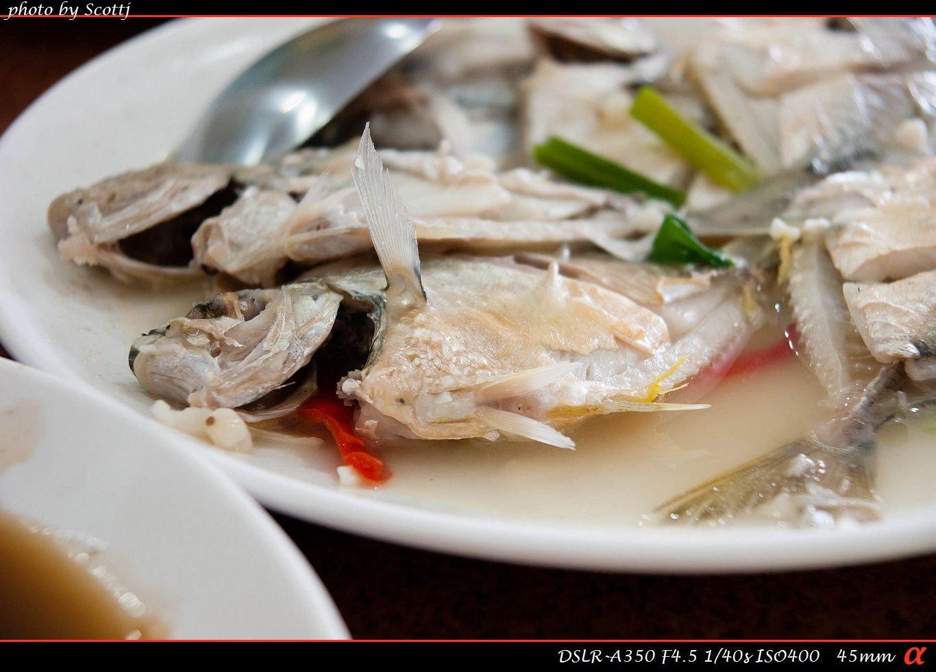 台南將軍鄉萬味珍海產店| Scottj's 01 World